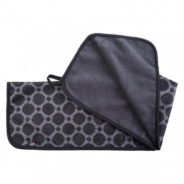 Rukka Pets Micro Medium Handdoek, graphite