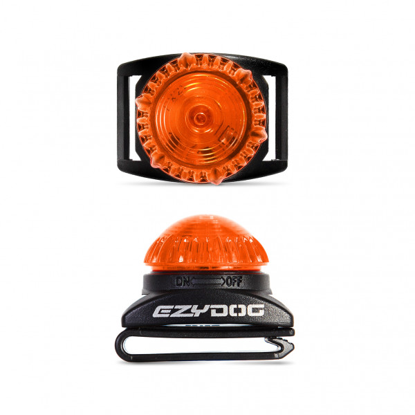 EzyDog Adventure Lights, Oranje