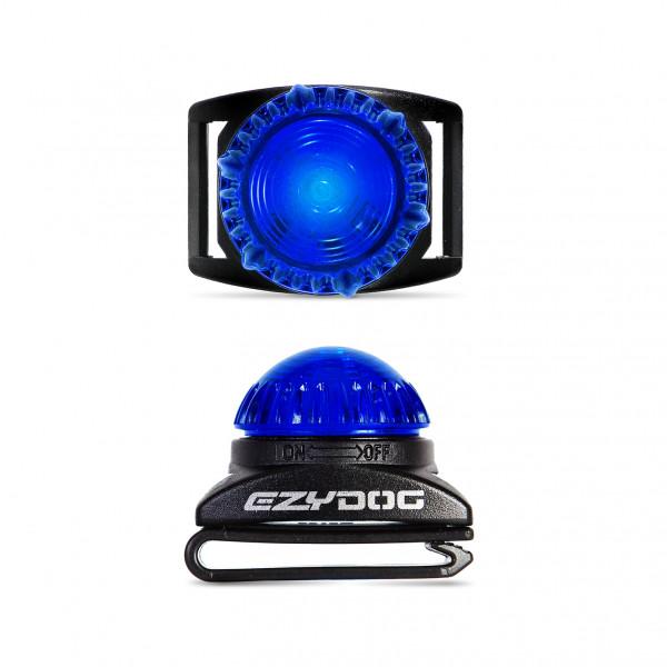 EzyDog Adventure Lights, Blauw