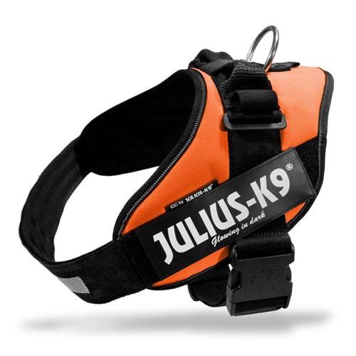 Julius-K9 IDC Powertuig voor labels, UV Oranje