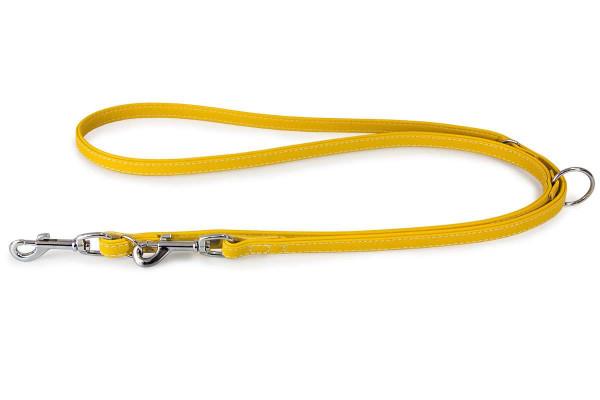 Das Lederband Verst. Looplijn Barcelona, Vibrant-Yellow