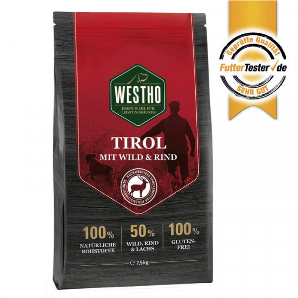 Westho Tirol brokken 7,5 kg