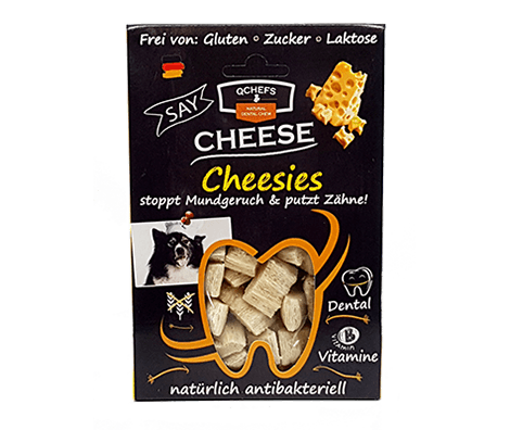 Qchefs Cheesies