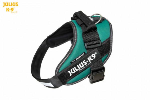 Julius-K9 IDC Powertuig voor labels, Donker Groen