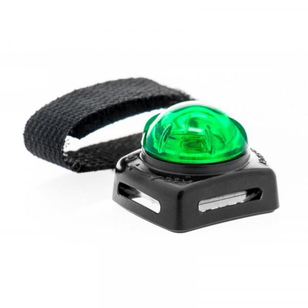 Adventure Lights Guardian Pet Beacon Lampje, Groen