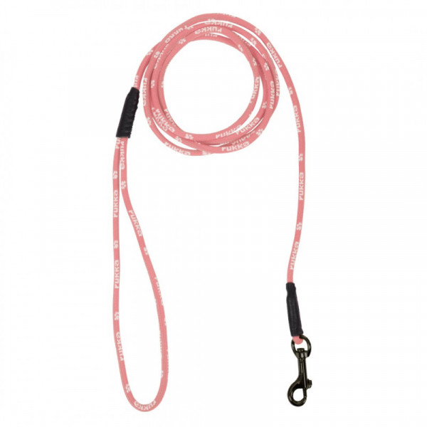 Rukka Pets Mini Comfort riem, licht roze