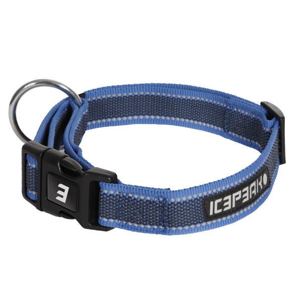 Icepeak Pet Tracer Grip Halsband, Blauw