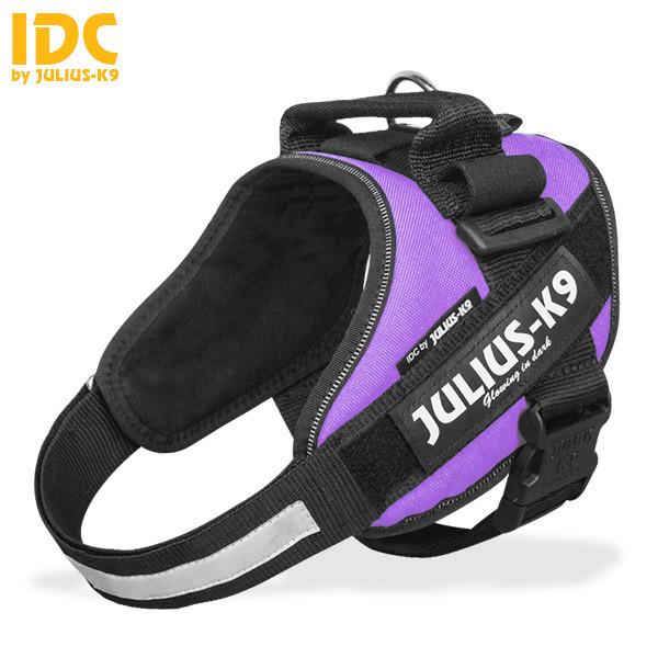 Julius-K9 IDC Powertuig voor labels, paars