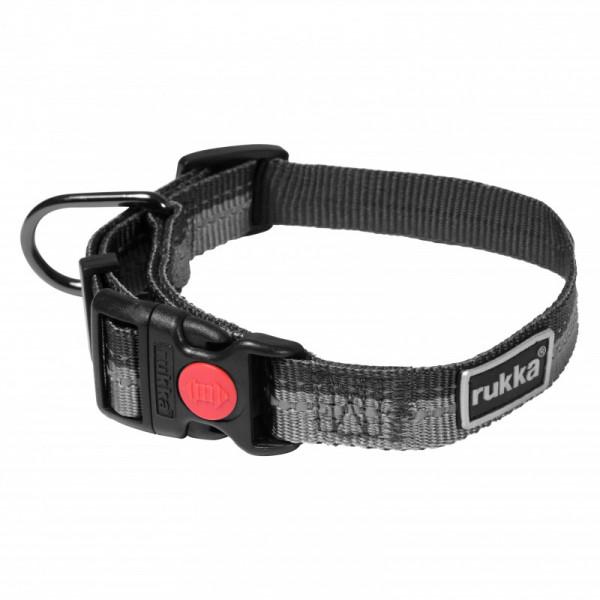 Rukka Pets Beam Halsband, Zwart