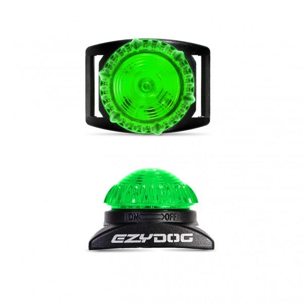 EzyDog Adventure Lights, Groen
