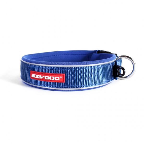 EzyDog Neo Classic halsband, Blauw