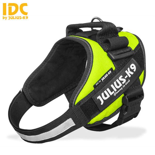 Julius-K9 IDC Powertuig voor labels, Neon Groen