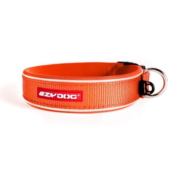 EzyDog Neo Classic halsband, Orange
