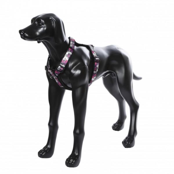Rukka Pets Ripple tuig, roze mix