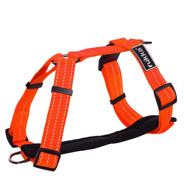Rukka Pets Form Tuig, Neon Oranje