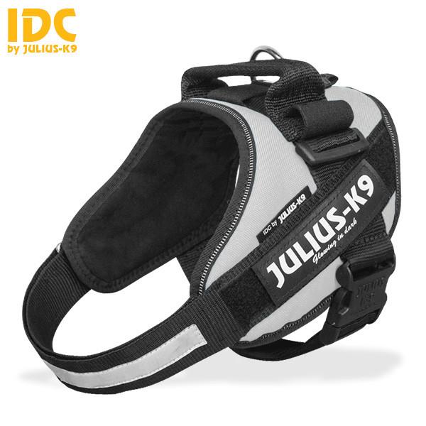 Julius-K9 IDC Powertuig voor labels, zilver