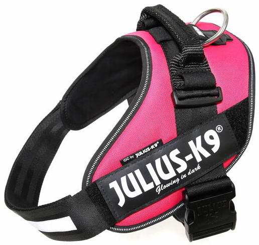 Julius-K9 IDC Powertuig voor labels, Donker Roze