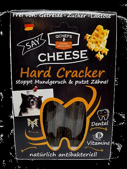 Qchefs Hard Cracker 4 stuks