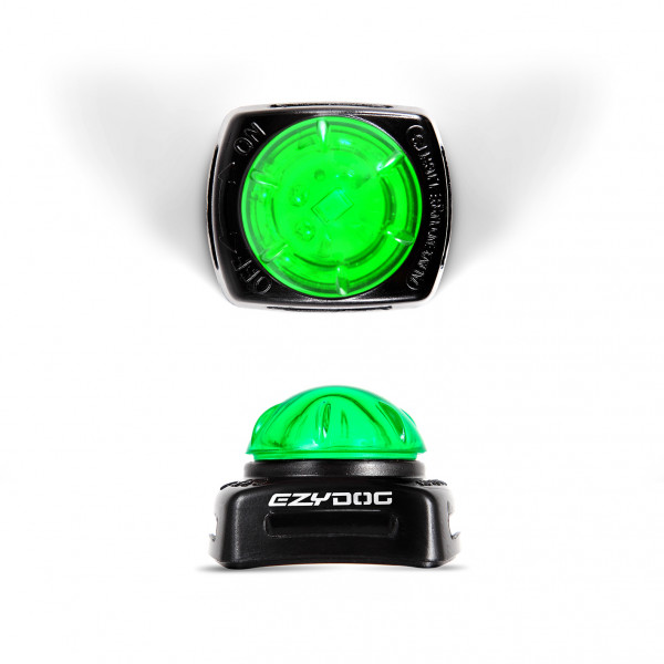 EzyDog Adventure Micro Lights, Groen
