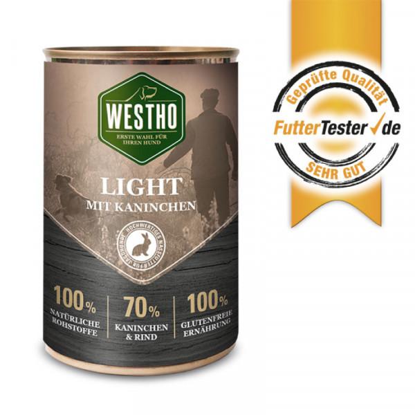 Westho Light blikmenu 400g