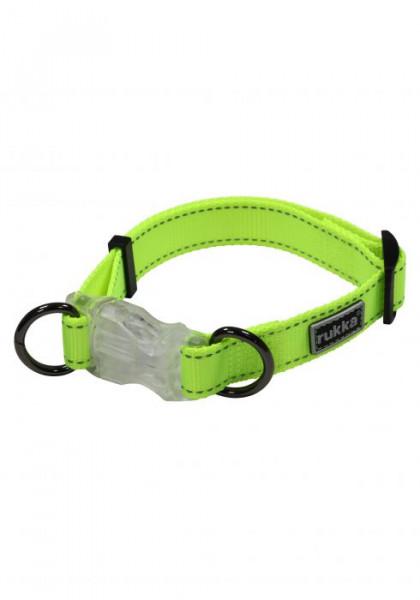 Rukka Pets Neon Light Halsband Neon Geel