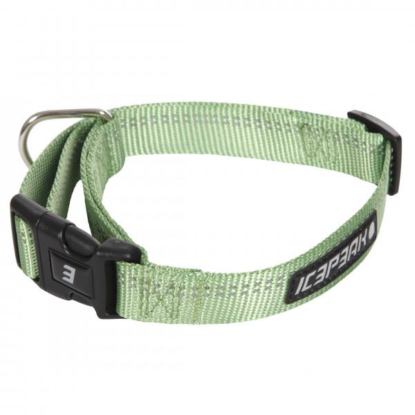 Icepeak Pet Winner Basic Halsband, Groen