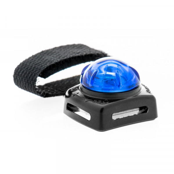 Adventure Lights Guardian Pet Beacon Lampje, Blauw