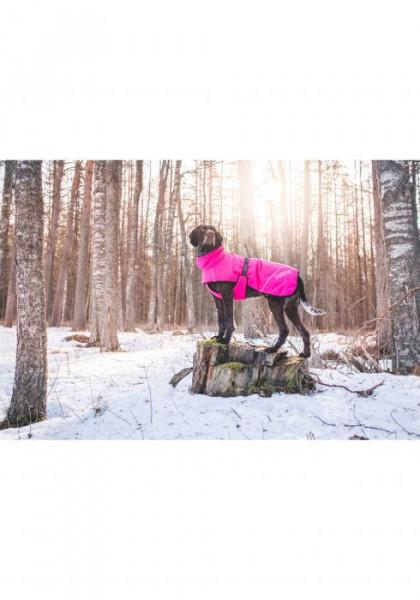 Rukka Pets Warmup Coat Pink