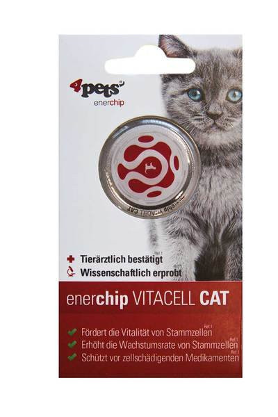 4Pets Enerchip VitaCell Cat