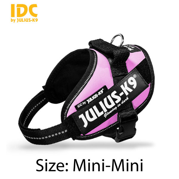 Julius-K9 IDC Powertuig voor labels, Roze