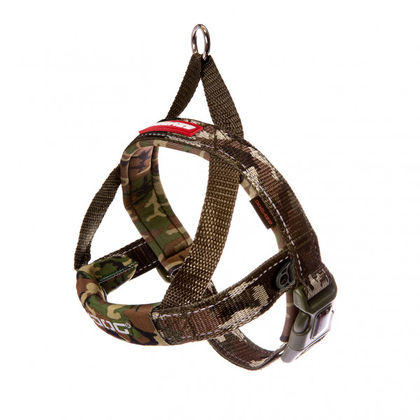 EzyDog Quick Fit Tuig, Camo