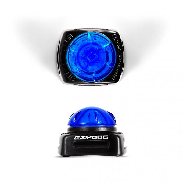 EzyDog Adventure Micro Lights, Blauw