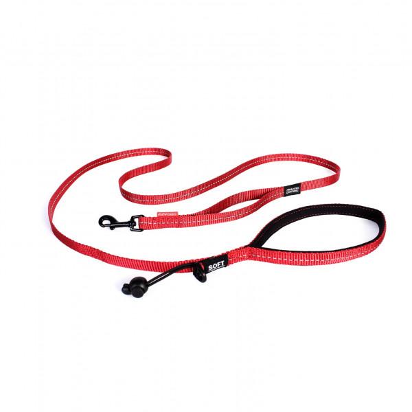 EzyDog Soft Trainer Lite, Red