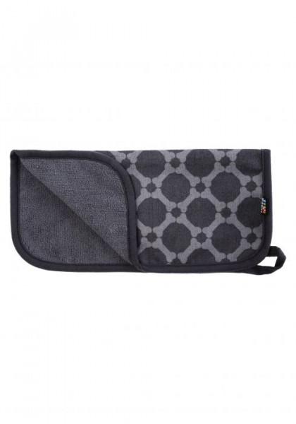 Rukka Micro Paw Handdoek 2 Stuk/Set, graphite