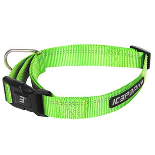 Icepeak Pet Winner Neon Halsband, Neon Groen