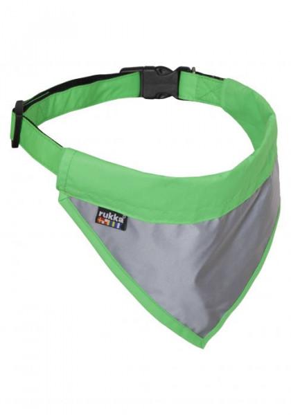 Rukka Pets Safety Sjaal Neon Groen