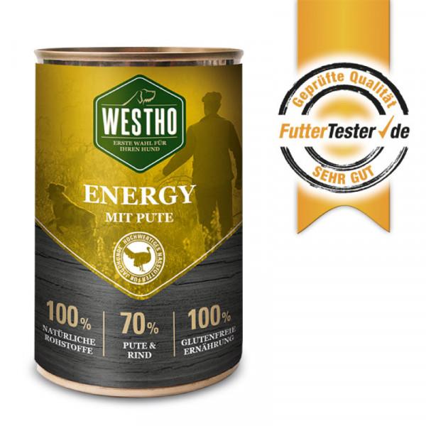Westho Energy blikmenu 400g
