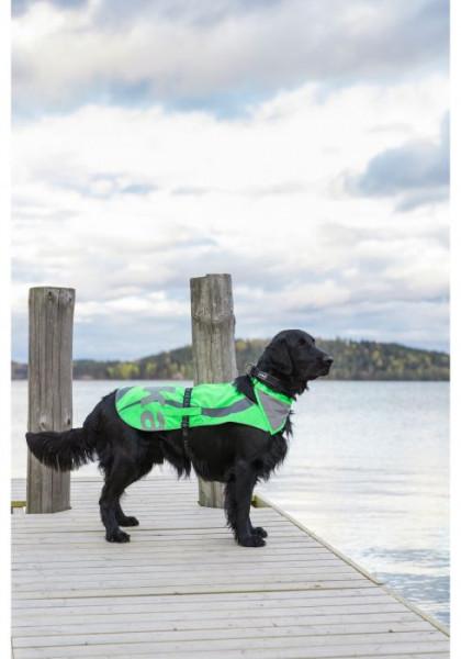 Rukka Pets Flap Safety Vest Neon Groen