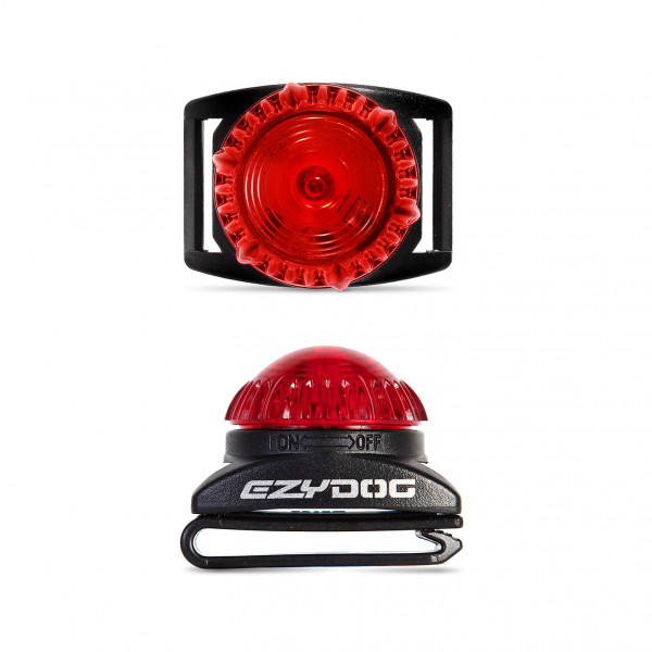EzyDog Adventure Lights, Rood