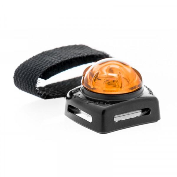 Adventure Lights Guardian Pet Beacon Lampje, Geel
