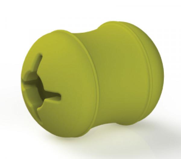 Aikiou Toy Ball Drum Hondenspeelgoed, Groen