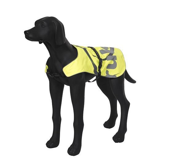 Rukka Pets Flap Safety Vest Neon Geel