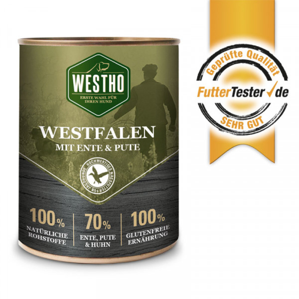 Westho Westfalen blikmenu 800g