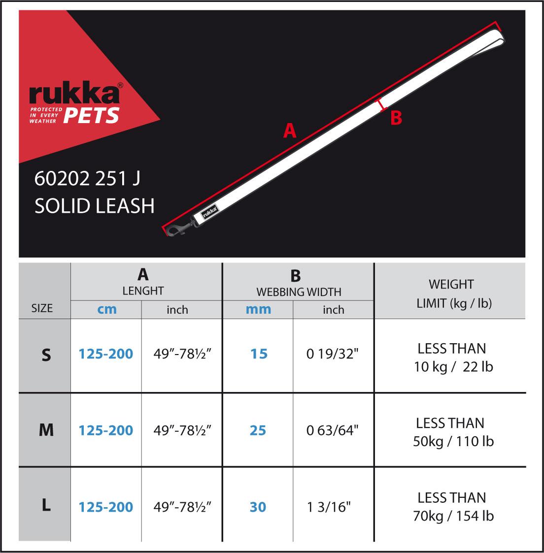 60202-251-J-SOLID-LEASH-adjustable