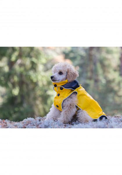 Rukka Pets Stream regenjas, geel