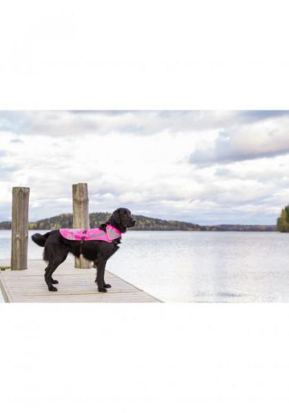 Rukka Pets Flap Safety Vest Neon Pink