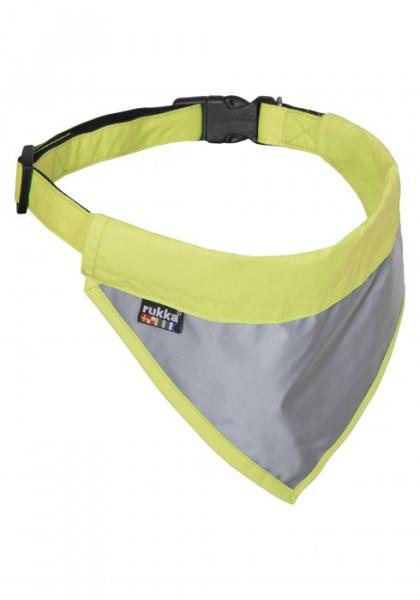 Rukka Pets Safety Sjaal Neon Geel
