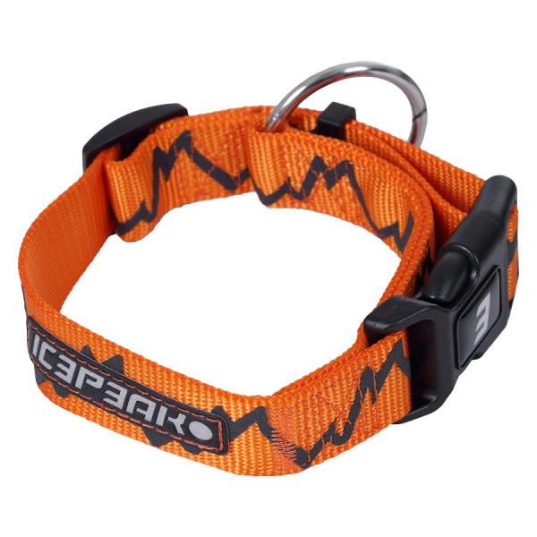 Icepeak Pet Glows Halsband, Oranje