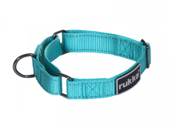 Rukka Pets Form Web halsband, Turquoise
