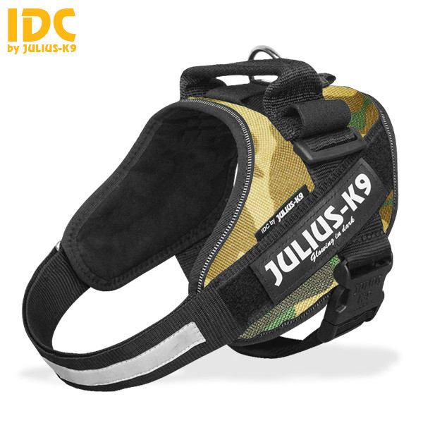 Julius-K9 IDC Powertuig voor labels, Camouflage